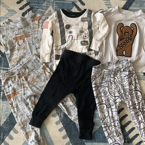 Other - 12-18 Month Pajama Sets (3)